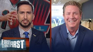 Patrick Mahomes is the best QB in the NFL right now — Dan Marino | NFL | FIRST THINGS FIRST