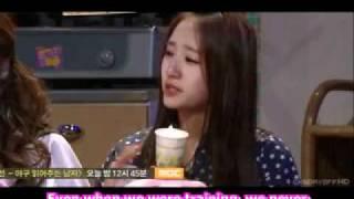 ENG SUB  110627 CCTTPP F(x) SNSD Super Junior