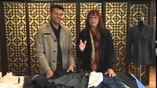 Power Sewing WebTV Preview Episode 143: Tailored Jackets-Choice of Interfacing