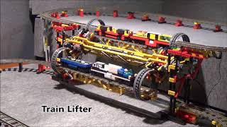 The 10 Hottes , Amazing Lego Trains in the Net