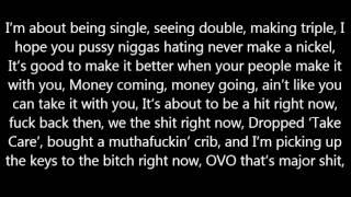 Pop That French Montana Feat Rick Ross, Drake & Lil Wayne lyrics
