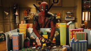 DEADPOOL 2 Official RED BAND TRAILER - Deadpool, Meet Cable