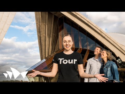 video The Sydney Opera House Tour and Dine