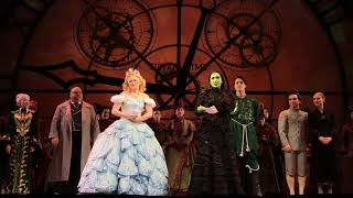 Wicked Broadway 15th Anniversary Curtain Call October 30, 2018