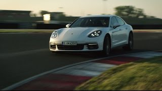 The new Panamera 4 E-Hybrid: E-Performance drive system