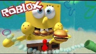 ROBLOX - Spongebob Adventure Obby