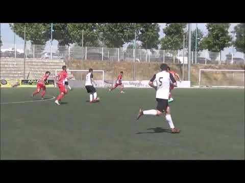 (RESUMEN y GOLES) Actur Pablo Iglesias 2-1 Atlético Calatayud /J 15 / Preferente Gr3