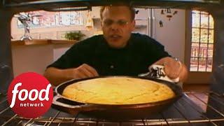 Alton's Creamed Corn Cornbread | Food Network