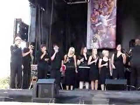 Sing, Sing, Sing-Bluevale Jazz Choir