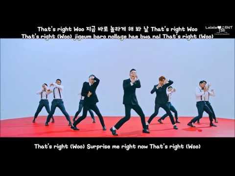 EXO-CBX (ChenBaekXi) - Hey Mama! (eng sub + romanization + hangul) MV [HD]