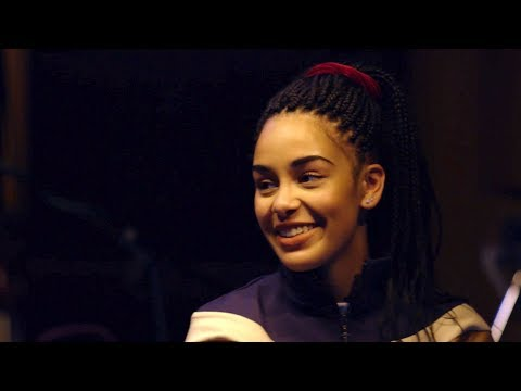 Jorja Smith Interview with Luke Franks | BRITs 2018 Critics' Choice