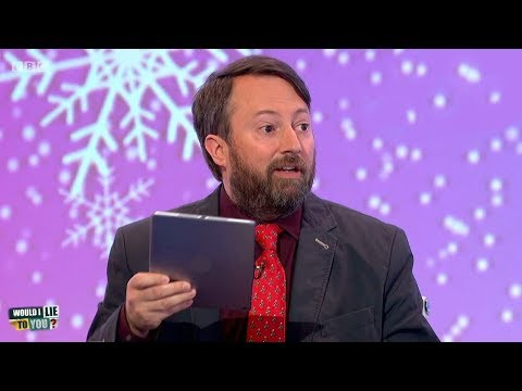 David Mitchell's iPad - Would I Lie to You? [HD][CC]