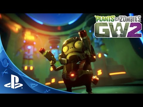 Plants vs. Zombies™: Garden Warfare 2 Video Screenshot 3