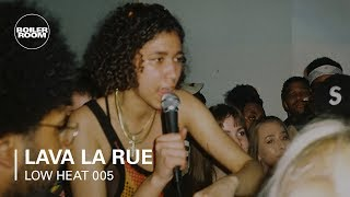 Lava La Rue | LOW HEAT London 005