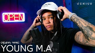 "Young M.A ""BIG"" (Live Performance) 