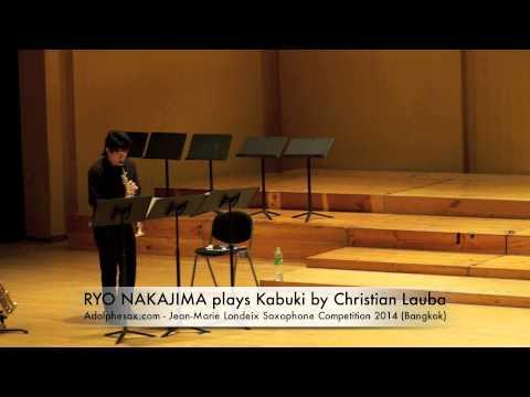 RYO NAKAJIMA plays Kabuki by Christian Lauba