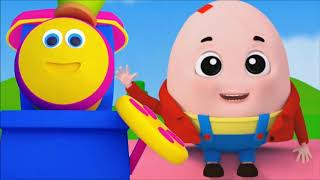 Humpty Dumpty Sat On A Wall   Nursery Rhymes for Children   No Copyright 1