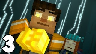 Minecraft Story Mode: Season 2 - Episode 5 - GAUNTLET POWER! (3)