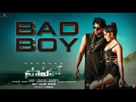 Saaho--Bad-Boy-Song