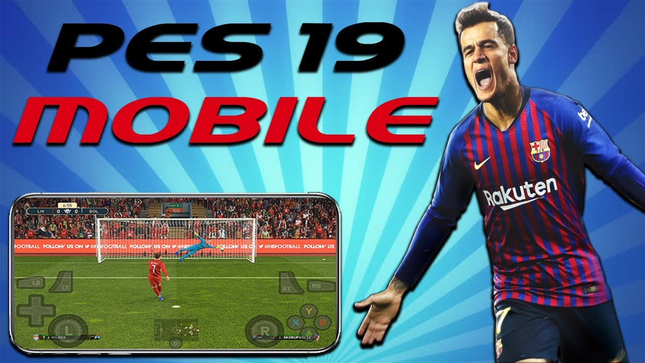 PES 19 Android - Mobile Gameplay (Android and iOS)