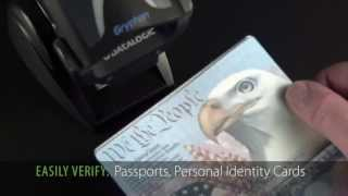 Counterfeit Detection with the Gryphon™ GM4100
