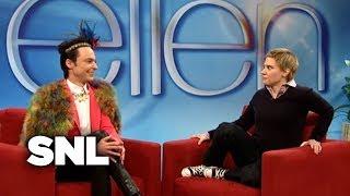 The Ellen DeGeneres Show Cold Open - Saturday Night Live