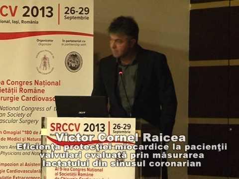 Victor Cornel Raicea, Eficienta protectiei miocardice la pacientii valvulari