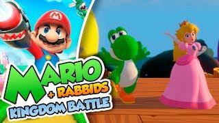 ¡Rabbid Naishys al ataque! - #31 - Mario + Rabbids Kingdom Battle en Español (Switch) con Naishys