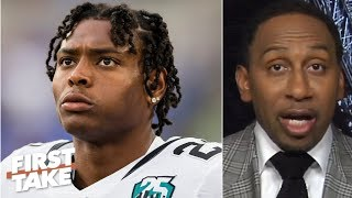 The Jaguars might have a change of heart about trading Jalen Ramsey – Stephen A.  | First Take