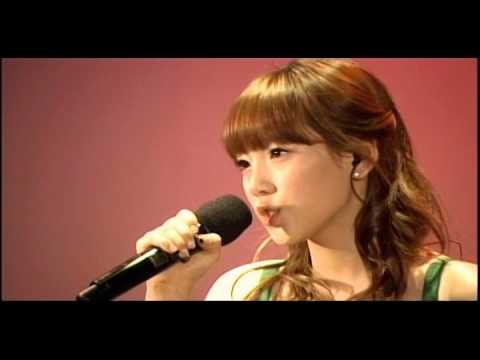 090509 Korean Music Festival - Taeyeon Leejeok - Goose Dream