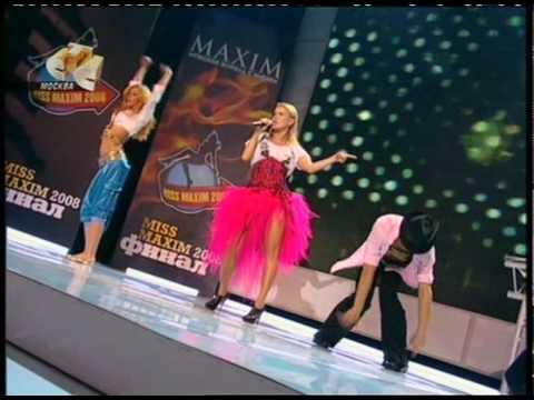 Анна Семенович. «Тирольская песня».«Maxim»