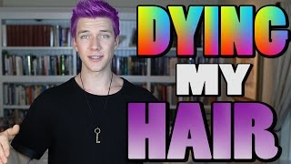 DYING MY HAIR   Collins Key
