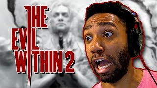 LATE NIGHT HALLOWEEN SPOOOOKY  STREAM! - [The Evil Within 2 LIVE]