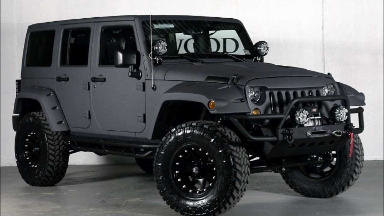 2013 Jeep Wrangler Unlimited By Starwood Custom For Sale