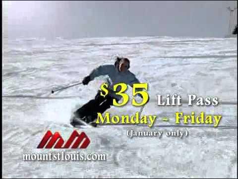January Special - $35 Lift Tickets Monday - Friday