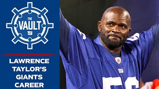 Lawrence Taylor: The Greatest Football Player EVER 🐐   New York Giants