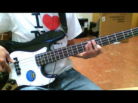 Con Mi Dios - Jesus Adrian Romero - Bass cover
