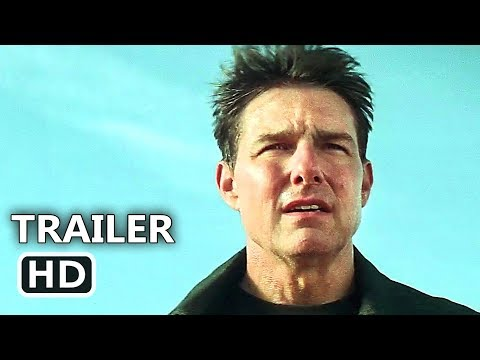 Mission Impossible 6 Official Trailer # 2 (2018)