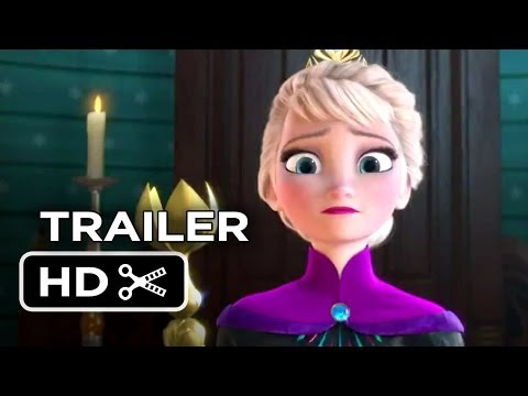 Frozen Official Elsa Trailer (2013) - Disney Animated Movie HD