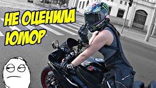 МотоБудни №9 Подборка ситуаций на дороге.