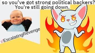 r/EscalatingRevenge    Revenge at 3am   Day Three of Revenge Week.