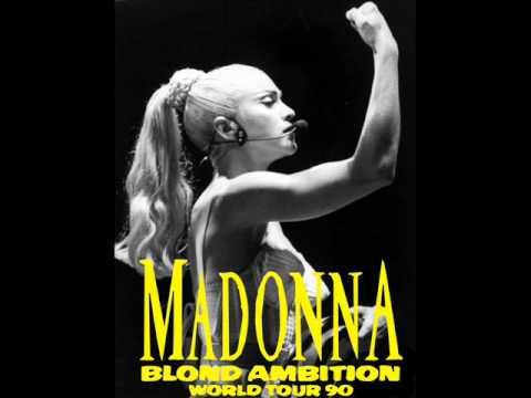 Madonna - Hanky Panky (Blond Ambition Studio version)