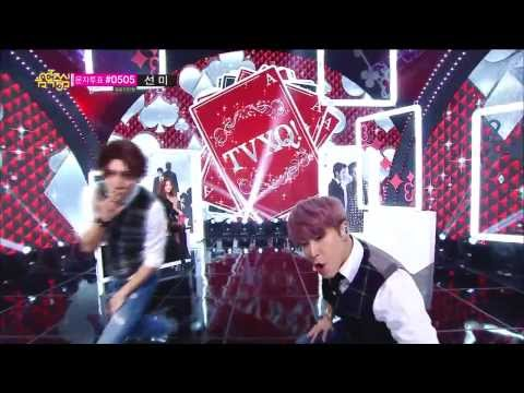[HOT] Comeback Stage, TVXQ! - Spellbound, 동방신기 - 수리수리, Show Music core 20140301