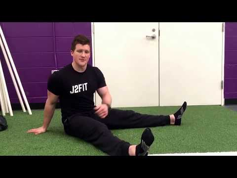 Hamstring Stretch + FRC Isometric Contractions (PAILS and RAILS)