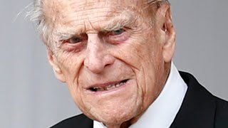 Tragic Details About Prince Philip Revealed