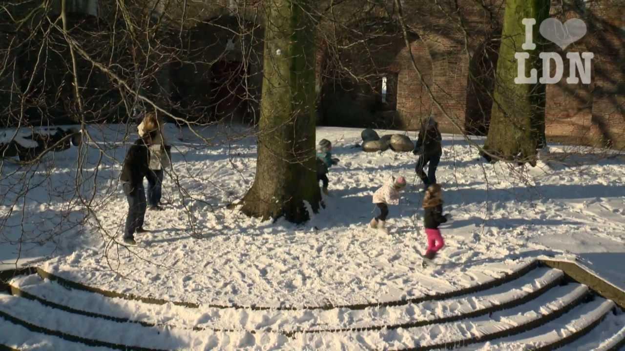 IloveLeiden: Winterpret
