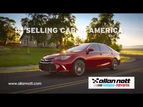 2015 Toyota Camry - Allan Nott