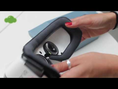 Unboxing Samsung Gear VR
