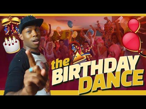 The Birthday Dance by Todrick Hall (#TodrickMTV)