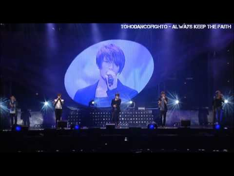 [HD] TVXQ/DBSK Love In The Ice live Eng sub (AKTF Ver.)